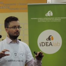 iDEAlab Seminar - Creativity is at the basis of innovation … or is it the basis