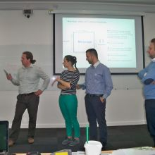 Developing project management skills for open innovation and entrepreneurship, Sheffield