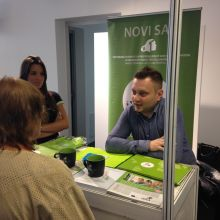 PRESENTATION OF IDEALAB PROJECT AT THE OPEN DOOR DAY EVENT OF THE UNIVERSITY OF NOVI SAD