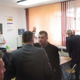 Opening ceremony of the laboratories in Zenica - iDEAlab and Laboratory of environmental monitoring